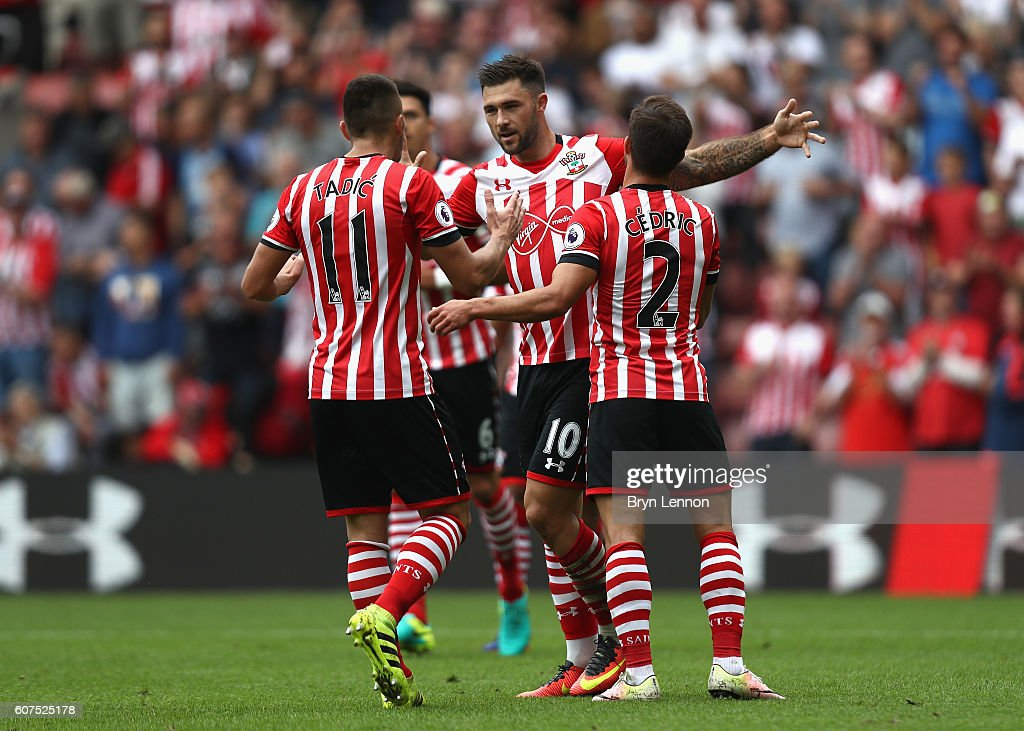 Southampton v Swansea City - Premier League : News Photo