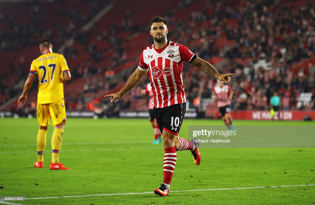 Southampton v Crystal Palace - EFL Cup Third Round