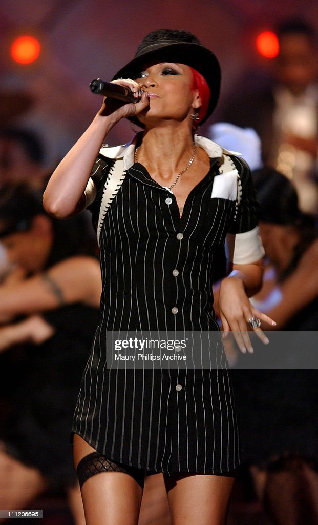 Charlie Baltimore during The 8th Annual Soul Train 'Lady of Soul' Awards - Show at Pasadena Civic Auditorium in Pasadena, California, United States.