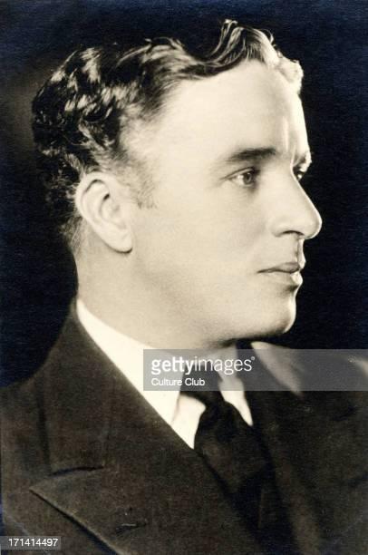 Charlie Chaplin American Britishborn silent film actor and comedian 18891977 Postcard