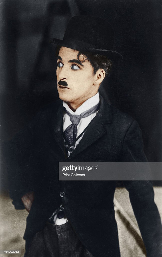 Charlie Chaplin, English/American actor and comedian, 1928. Seen here in a scene from The Circus, Chaplin (1889-1977) was an Academy Award-winning actor and director and is considered to be one of the finest mimes and clowns ever to appear on film.