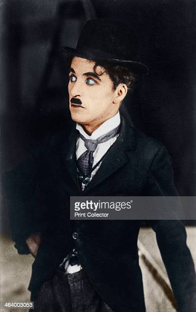 Charlie Chaplin English/American actor and comedian 1928 Seen here in a scene from The Circus Chaplin was an Academy Awardwinning actor and director...