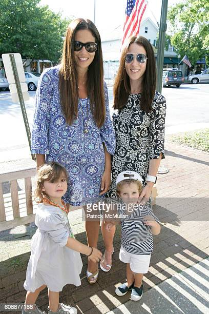 Charlie Clurman Wendy Clurman Stacey Bronfman and Coby Bronfman attend HATCHLINGS Spring 2008 'HATCH' Boys Collection hosted by ANNETTE LAUER...