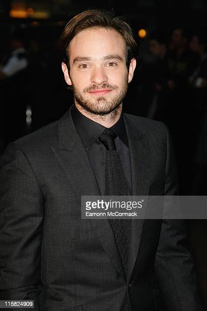 Charlie Cox attends the Stardust film premiere held at the Odeon Leicester Square on October 3 2007 in London