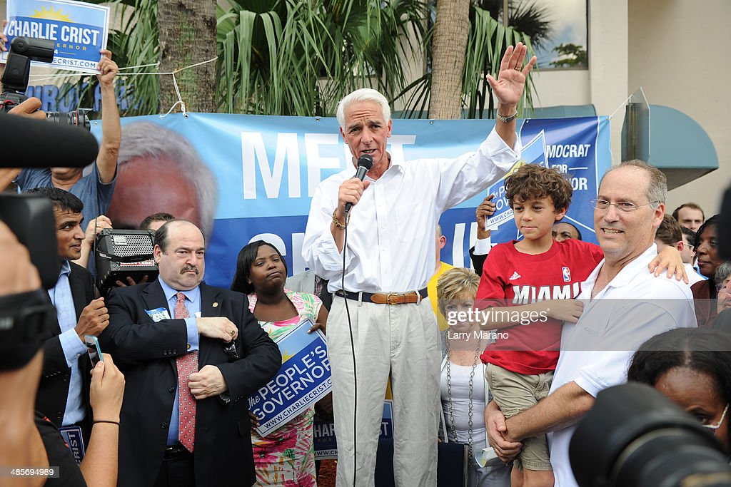 Charlie Christ Opens Campaign Office