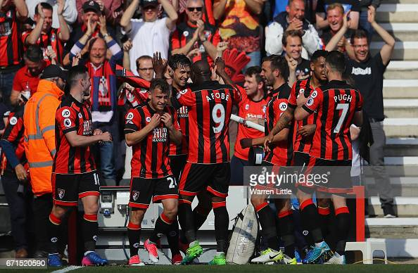 AFC Bournemouth v Middlesbrough - Premier League : News Photo