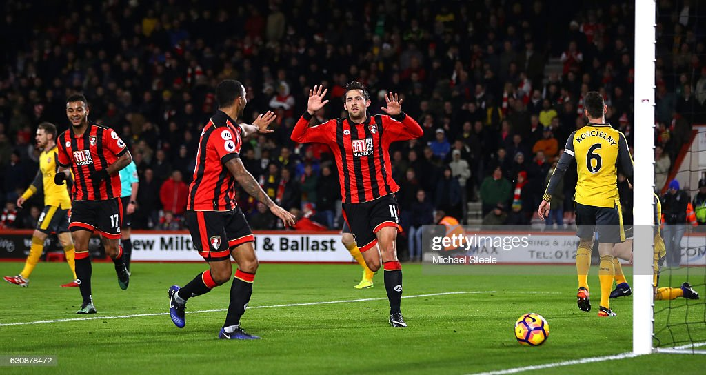 Image result for AFC Bournemouth team 2017
