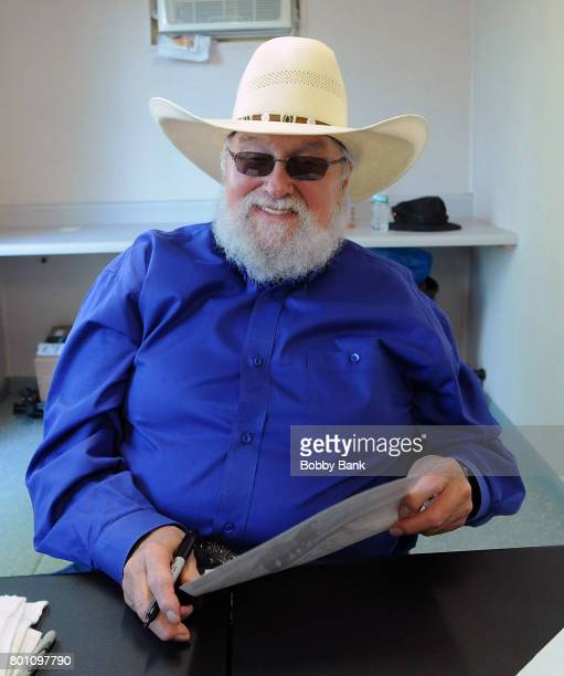 Charlie Daniels of The Charlie Daniels Band attends at the 8th Annual Rock Ribs Ridges Festival at Sussex County Fairgrounds on June 25 2017 in...