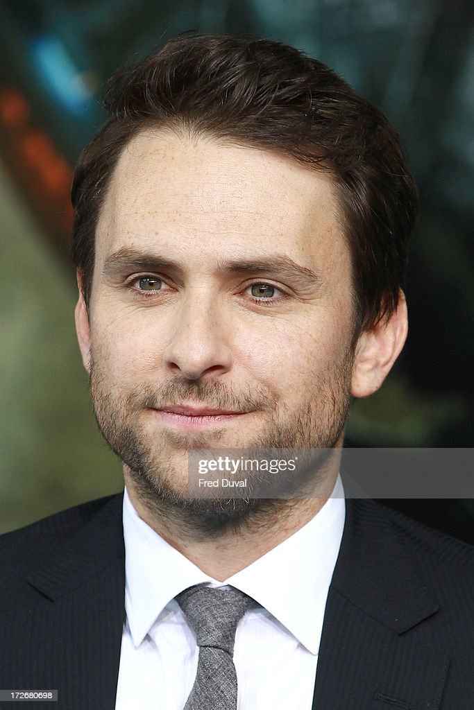 <a gi-track='captionPersonalityLinkClicked' href=/galleries/search?phrase=Charlie+Day&family=editorial&specificpeople=537731 ng-click='$event.stopPropagation()'>Charlie Day</a> attends the European Premiere of Pacific Rim at BFI IMAX on July 4, 2013 in London, England.
