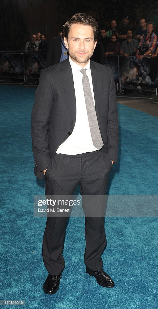 <a gi-track='captionPersonalityLinkClicked' href=/galleries/search?phrase=Charlie+Day&family=editorial&specificpeople=537731 ng-click='$event.stopPropagation()'>Charlie Day</a> attends the European Premiere of 'Pacific Rim' at BFI IMAX on July 4, 2013 in London, England.