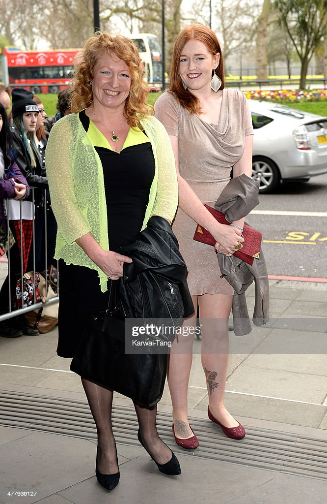 <a gi-track='captionPersonalityLinkClicked' href=/galleries/search?phrase=Charlie+Dimmock&family=editorial&specificpeople=839718 ng-click='$event.stopPropagation()'>Charlie Dimmock</a> attends the 2014 TRIC Awards at The Grosvenor House Hotel on March 11, 2014 in London, England.