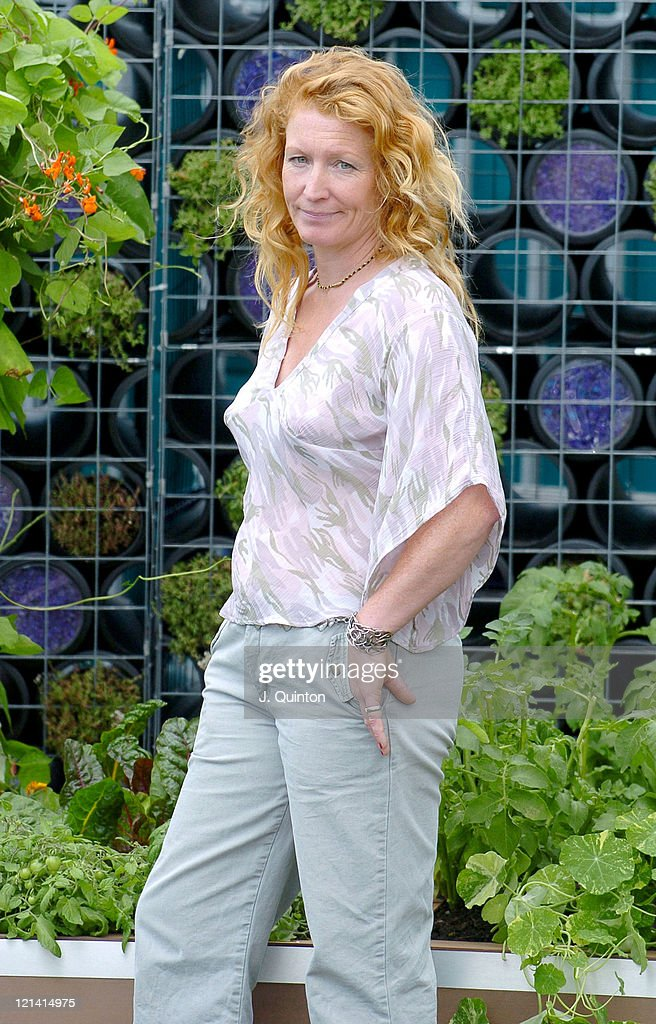 Charlie Dimmock Getty Images