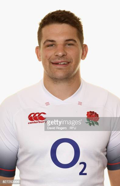Charlie Ewels of England poses for a portrait at The Lensbury on August 5 2017 in Teddington England