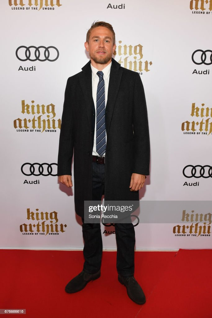 """King Arthur: Legend Of The Sword"" Canadian Red Carpet Screening Presented By Audi"