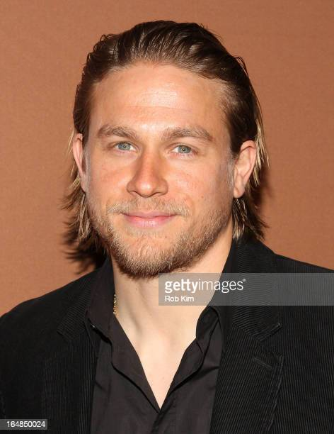 Charlie Hunnam attends the 2013 FX Upfront Bowling Event at Luxe at Lucky Strike Lanes on March 28 2013 in New York City