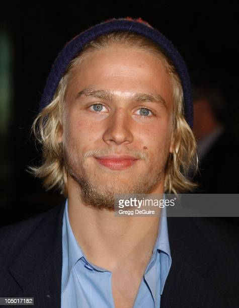 Charlie Hunnam during 'Abandon' Premiere Los Angeles at Paramount Studios in Los Angeles California United States