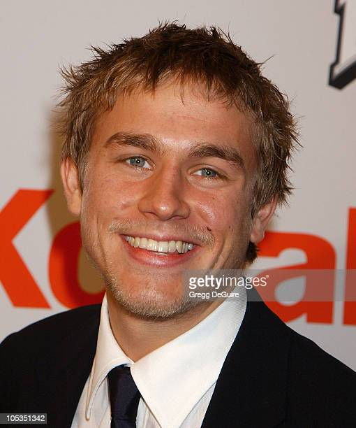 Charlie Hunnam during 'Cold Mountain' Los Angeles Premiere at Mann National Theatre in Westwood California United States