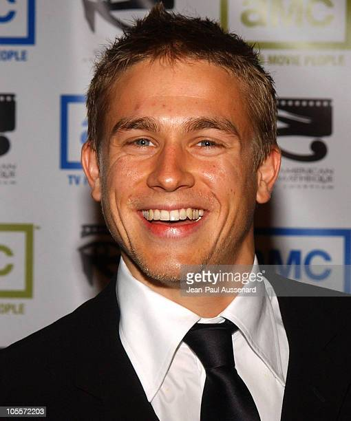 Charlie Hunnam during The 19th Annual American Cinematheque Award Honoring Steve Martin Arrivals at Beverly Hilton Hotel in Beverly Hills California...