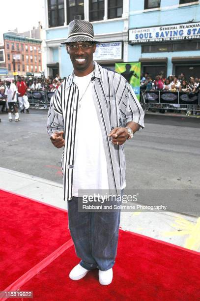 Charlie Murphy during 2005 Urban World Film Festival 'Roll Bounce' Premiere Arrivals at Magic Johnson Theater in Harlem New York United States