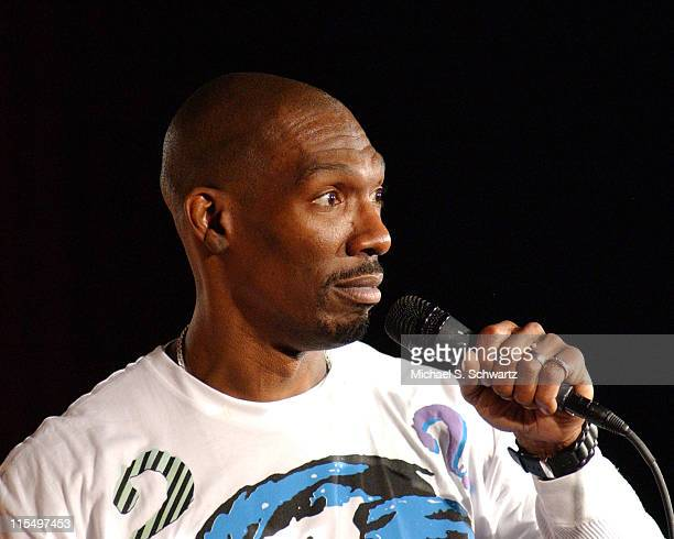 Charlie Murphy during Charlie Murphy Headlines at The Brea Improv Decemeber 10 2006 at Brea Improv in Brea California United States