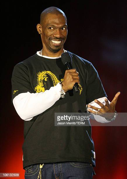 Charlie Murphy during HBO AEG Live's 'The Comedy Festival' Maxim Real Men of Comedy at Caesars Palace in Las Vegas Nevada United States