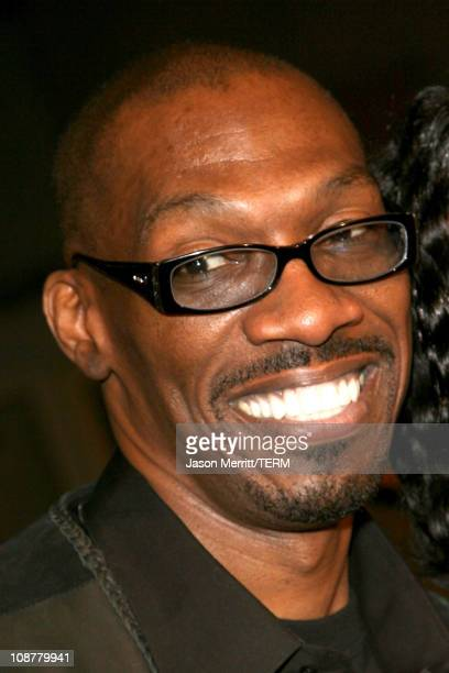 Charlie Murphy during 'Norbit' Los Angeles Premiere Red Carpet at Mann Village Theatre in Westwood California United States