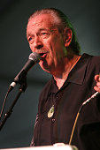 Charlie Musselwhite performs at the Austin City Limits Music Festival on September 16 2007 in Austin Texas