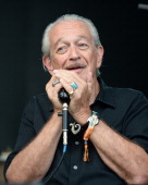 Charlie Musselwhite performs during the Rock The Oceans Tortuga Festival on April 13 2013 in Fort Lauderdale Florida
