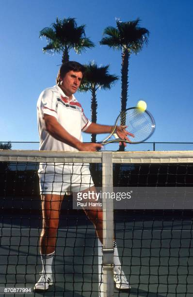 Charlie Pasarell tennis player began a tournament in La Quinta California that evolved into a premier professional tennis event the BNP Paribas Open...