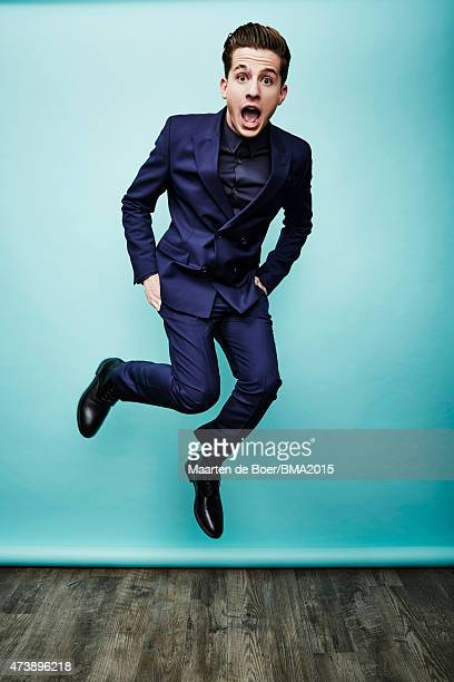 Charlie Puth poses for a portrait at the 2015 Billboard Music Awards on May 17 2015 in Las Vegas Nevada
