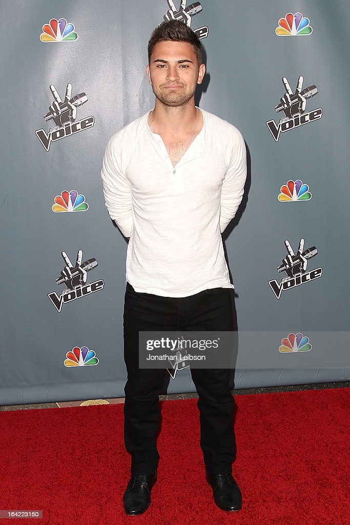 Charlie Rey attends the NBC's 'The Voice' Season 4 Premiere at TCL Chinese Theatre on March 20, 2013 in Hollywood, California.