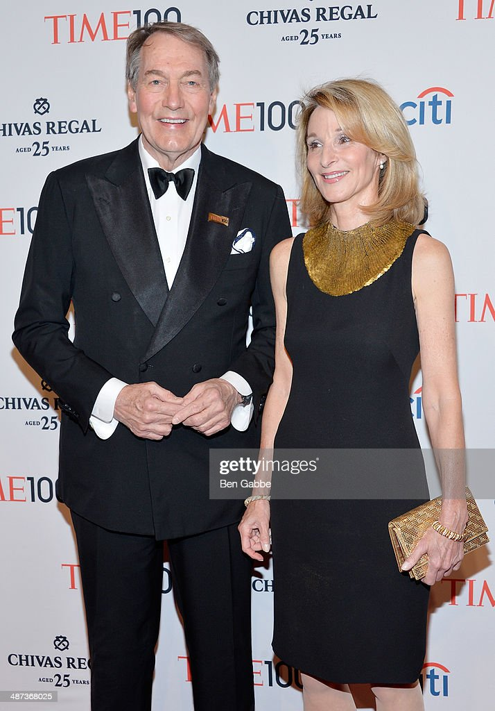 <a gi-track='captionPersonalityLinkClicked' href=/galleries/search?phrase=Charlie+Rose&family=editorial&specificpeople=535420 ng-click='$event.stopPropagation()'>Charlie Rose</a> and <a gi-track='captionPersonalityLinkClicked' href=/galleries/search?phrase=Amanda+Burden&family=editorial&specificpeople=1130488 ng-click='$event.stopPropagation()'>Amanda Burden</a> attend the TIME 100 Gala, TIME's 100 most influential people in the world, at Jazz at Lincoln Center on April 29, 2014 in New York City.