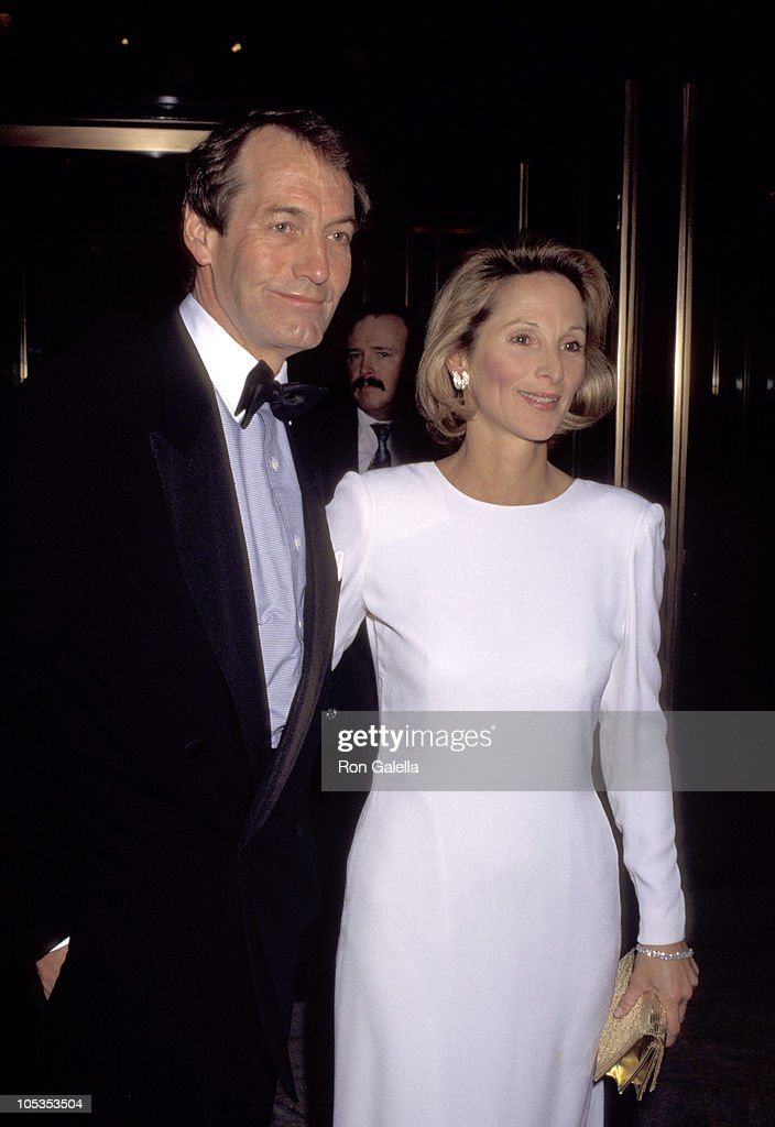 <a gi-track='captionPersonalityLinkClicked' href=/galleries/search?phrase=Charlie+Rose&family=editorial&specificpeople=535420 ng-click='$event.stopPropagation()'>Charlie Rose</a> and Amanda Burden during 14th Annual Council of Fashion Designers of America Awards at Lincoln Center in New York City, New York, United States.