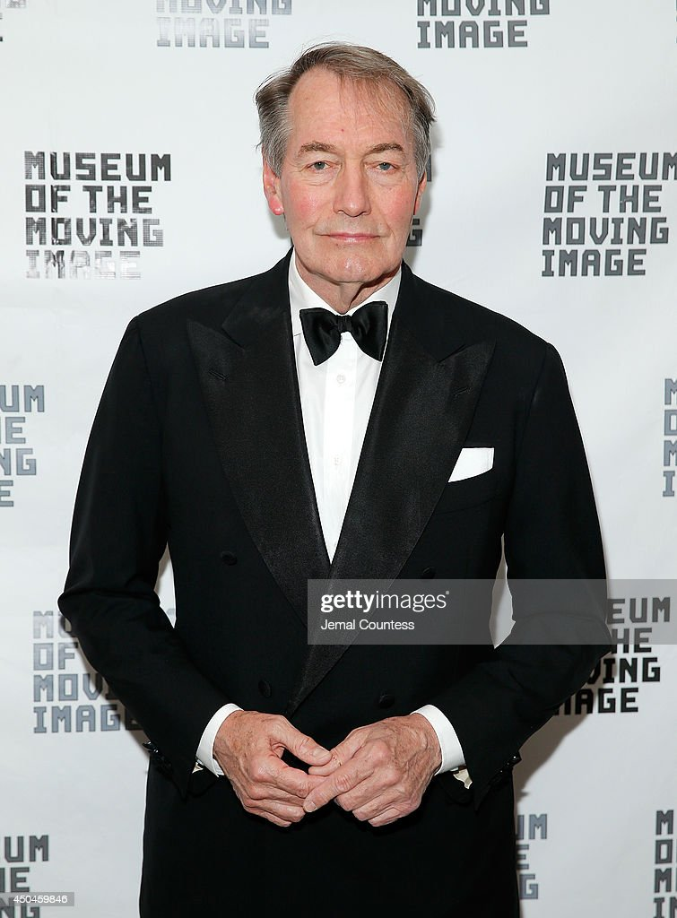 Charlie Rose attends the Museum Of The Moving Image Honors Richard Plepler Charlie Rose at Saint Regis Hotel on June 11 2014 in New York City