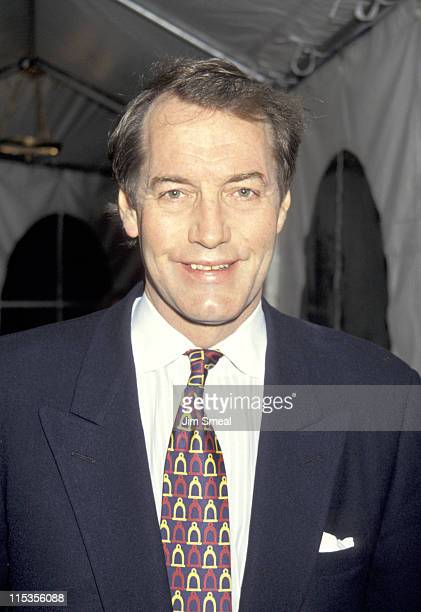 Charlie Rose during NAPTE Convention January 27 1993 at Moscone Convention Center in San Francisco California United States