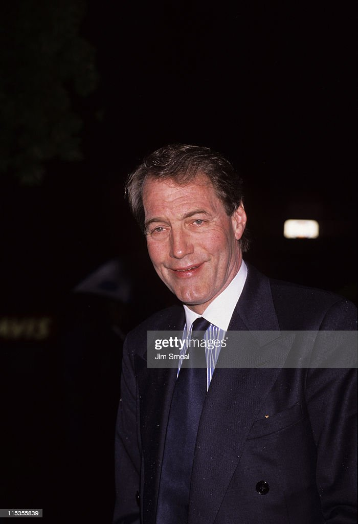 Charlie Rose during Premiere of 'Bullworth' at Academy of Motion Picture Art and Sciences in Los Angeles California United States