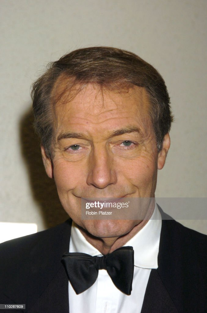 Charlie Rose during The 26th Annual News and Documentary Emmy Awards Ceremony at The Marriott Marquis Hotel in New York New York United States