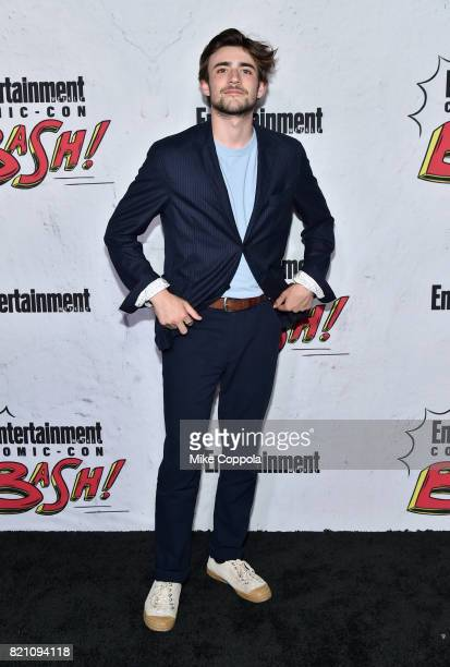 Charlie Rowe at Entertainment Weekly's annual ComicCon party in celebration of ComicCon 2017 at Float at Hard Rock Hotel San Diego on July 22 2017 in...