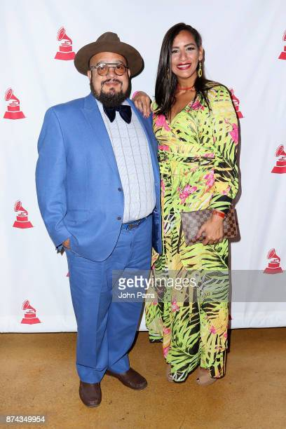 Charlie Sepulveda attends the CPI Event during the 18th annual Latin Grammy Awards at the Hardwood Suite at Palms Casino Resort on November 14 2017...