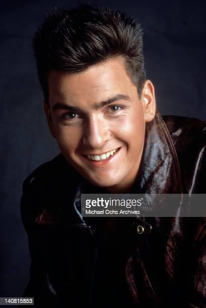 Charlie Sheen 1984