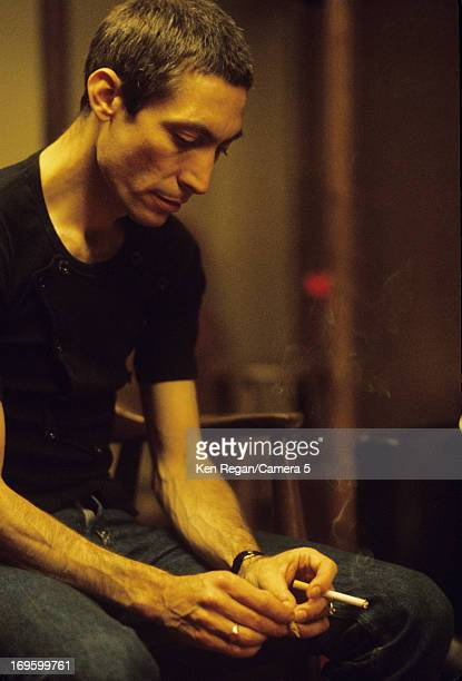 Charlie Watts of the Rolling Stones is photographed backstage in the 1970's CREDIT MUST READ Ken Regan/Camera 5 via Contour by Getty Images