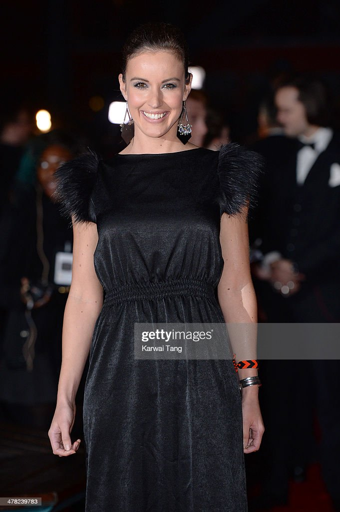 <a gi-track='captionPersonalityLinkClicked' href=/galleries/search?phrase=Charlie+Webster&family=editorial&specificpeople=5438805 ng-click='$event.stopPropagation()'>Charlie Webster</a> attends the 2014 British Academy Games Awards at Tobacco Dock on March 12, 2014 in London, England.
