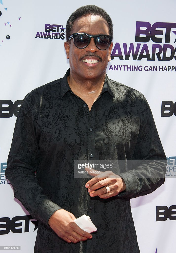 Charlie Wilson attends the 2013 BET Awards Press Conference at Icon Ultra Lounge on May 14, 2013 in Los Angeles, California.