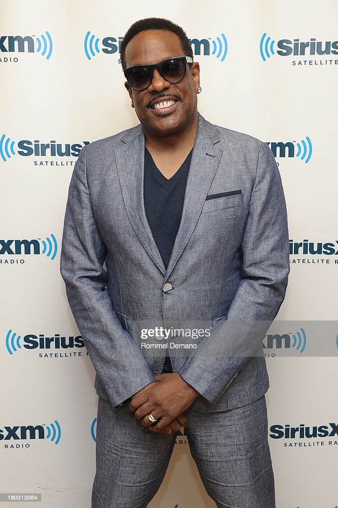 Charlie Wilson visits SiriusXM Studios on September 11, 2013 in New York City.
