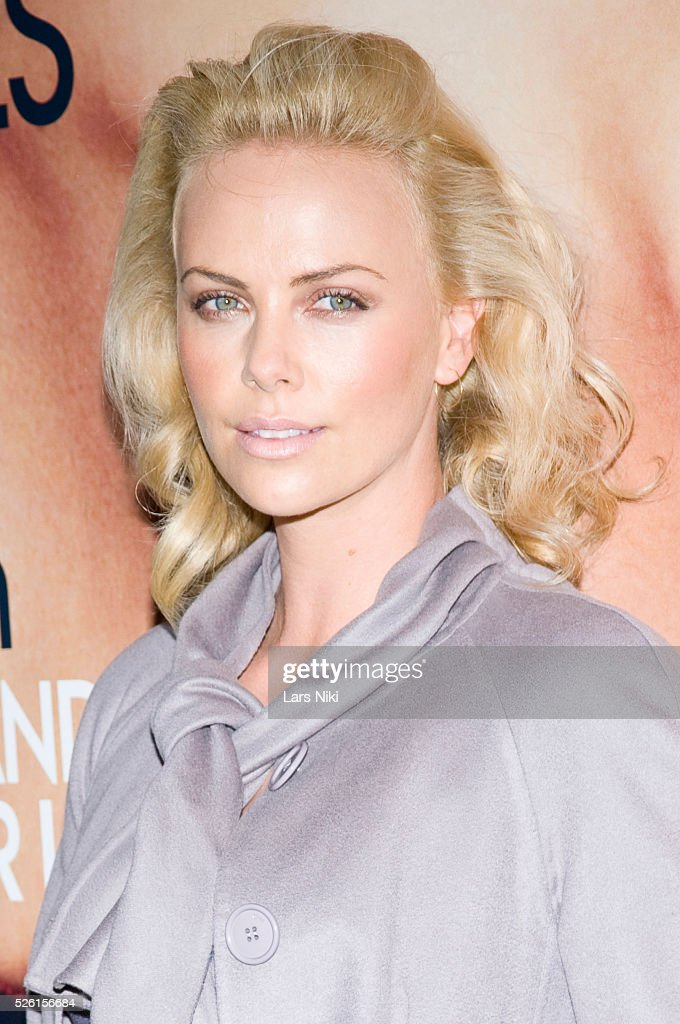 essay/oscar night of charlize theron