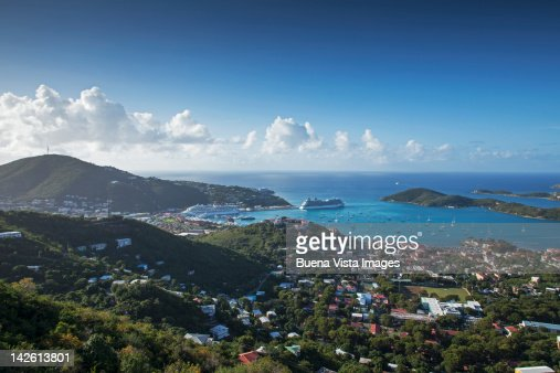 charlotte amalie, st. thomas, us virgin islands, c