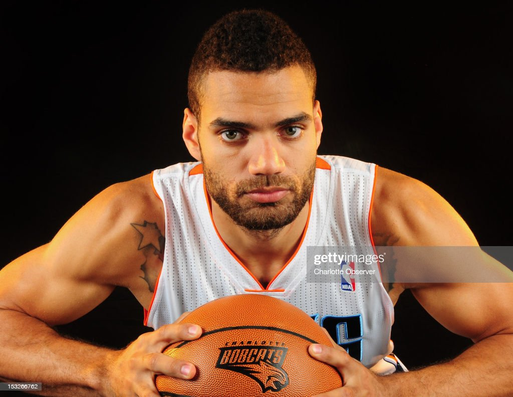 Charlotte Bobcats rookie forward Jeffery Taylor poses for a photo on Monday, October 1, 2012, in Charlotte, North Carolina.