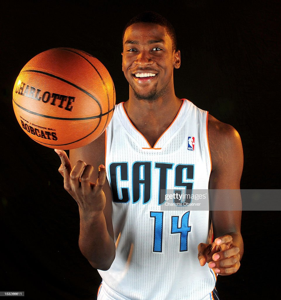 Charlotte Bobcats rookie forward Michael Kidd-Gilchrist poses for a photo on Monday, October 1, 2012, in Charlotte, North Carolina.