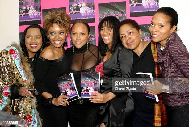 Charlotte Burly Lynn Whitfield Lyah Beth LeFlore and Guests