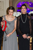 'AMADE' Celebrates Its 50th Anniversary : Arrivals At Hotel Hermitage In Monte-Carlo